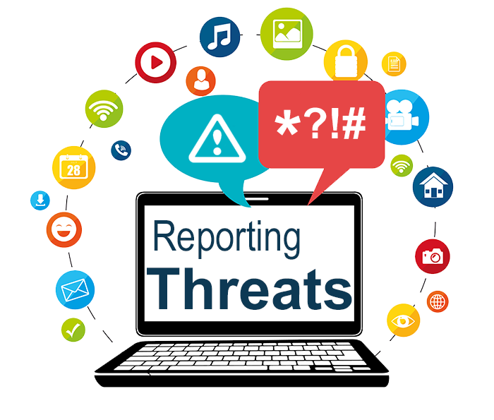 Reporting Threats