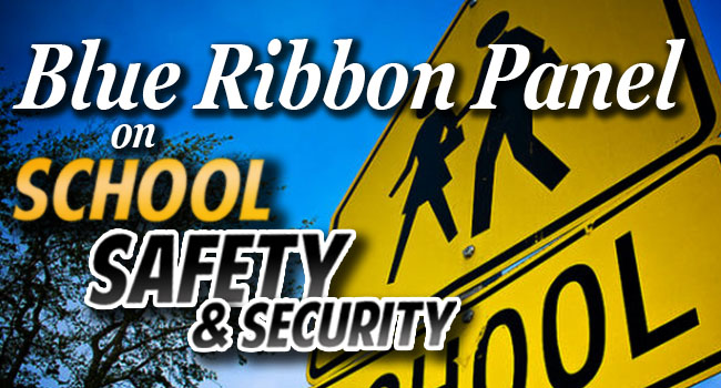 Blue Ribbon Panel on School Safety & Security